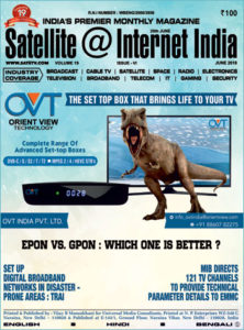 satellite internet India