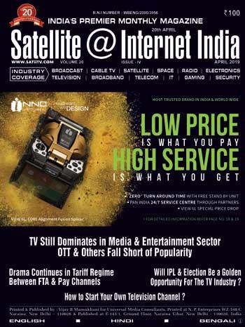 satellite India