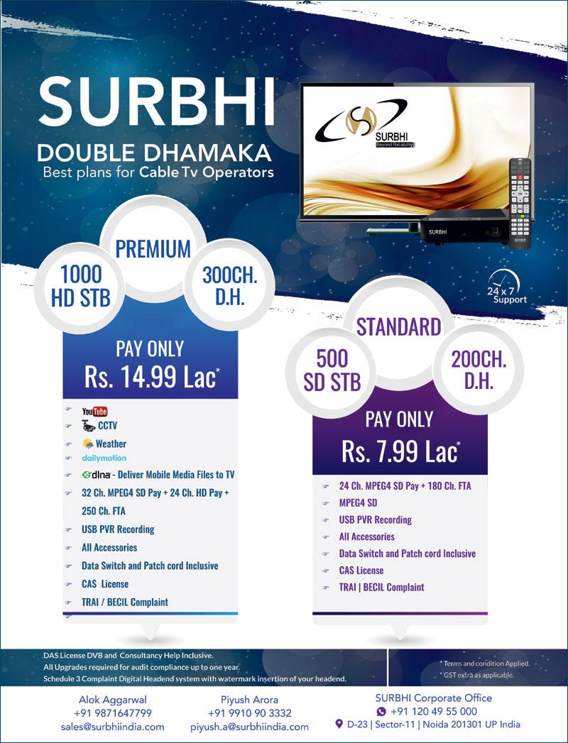 Surbhi Satcom Pvt. Ltd